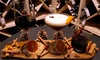 Le Cassis - Salford: Bottle of House Wine or Cocktails with Nibbles to Share at Le Cassis (Up to 55% Off*)