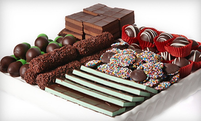Li-Lac Chocolates - Multiple Locations: $60 or $80 Worth of Chocolates or Chocolate Tasting for Up to 25 or Chocolates (Up to 58% Off). Three Options Available.
