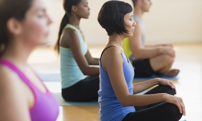 Everyday People Yoga - Downtown: 12 or 25 Yoga Classes at Everyday People Yoga (Up to 77% Off)