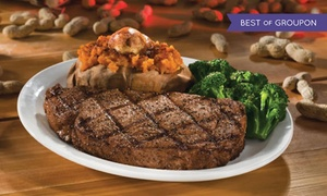 Logan's Roadhouse: $15 for $25 Worth of Casual American Food at Logan's Roadhouse - Sacramento
