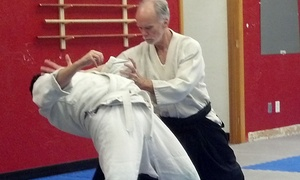 Corvallis Aikikai: $14 for $55 Worth of Martial-Arts Lessons — Corvallis Aikikai