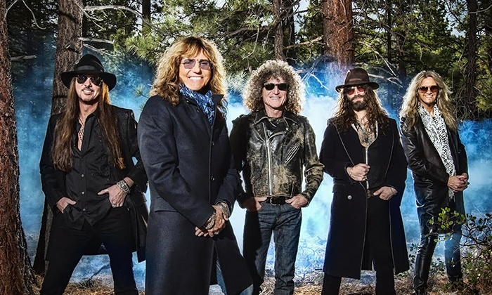 Whitesnake - Freedom Hill Amphitheatre: Whitesnake at Freedom Hill Amphitheatre on Friday, July 3, at 8 p.m. (Up to 40% Off)