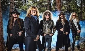 Whitesnake: Whitesnake at Family Arena on August 16 at 7:30 p.m. (Up to 41% Off)