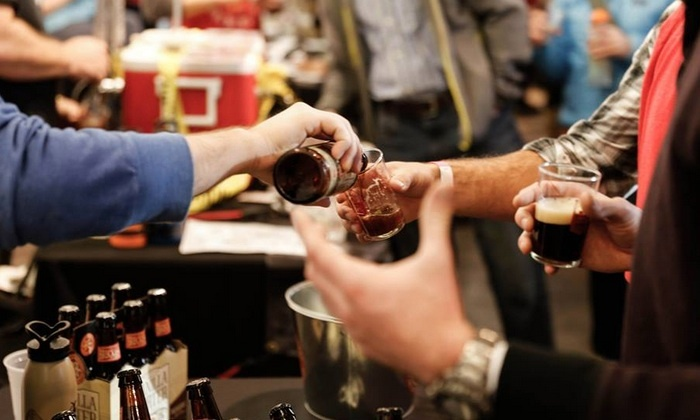 Imbibe Events - Fort Collins: $25 for Fort Collins Festivus Beer Fest for One from Imbibe Events on Friday, December 12 ($40 Value)
