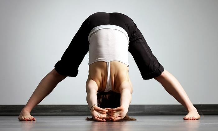 Yoga Centre of Niagara - Thorold: 5 or 10 Therapeutic-Yoga Classes at Yoga Centre of Niagara (Up to 71% Off)