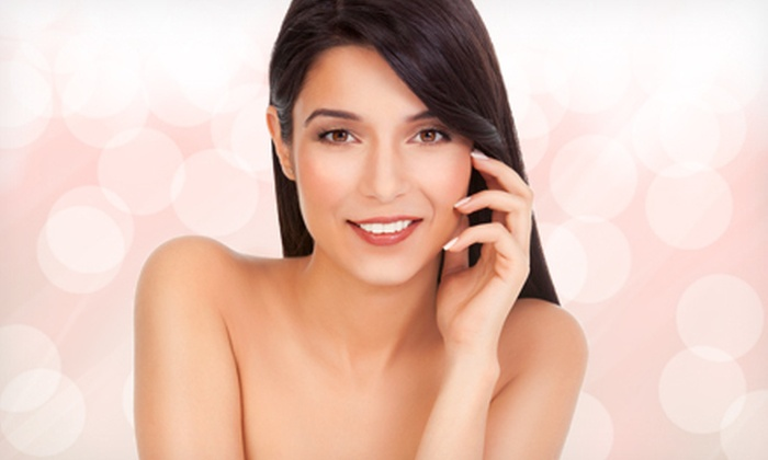 Great Skin Spa & Skincare - Southwest Arlington: One or Three Anti-Aging Packages with Nonsurgical Face-Lifts at Great Skin Spa & Skincare in Arlington (Up to 78% Off)