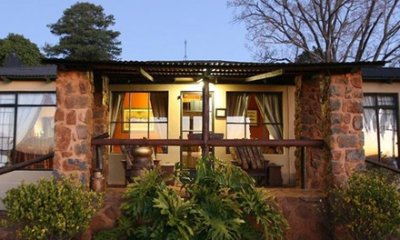 Mpumalanga: Two or Three-Night Self-Catering Stay for Two at Lomas Creek Lodges