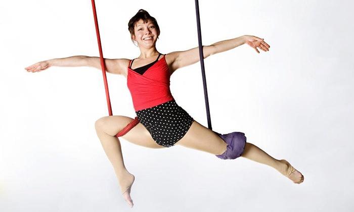 Circus Arts Institute - Kirkwood: $23 for Beginners' Circus Arts Fitness Class at Circus Arts Institute ($46 Value)