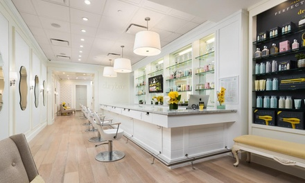 Blowout and Deep Conditioning Shot at Drybar (43% Off). Two Options Available.