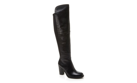 Adrienne Vittadini Moosewood Tall Boots   Brought to You by ideel