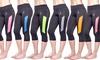 2-Pack Women's Active Dri-Fit Jogger Capri Legging: 2-Pack Women's Active Dri-Fit Jogger Capri Legging