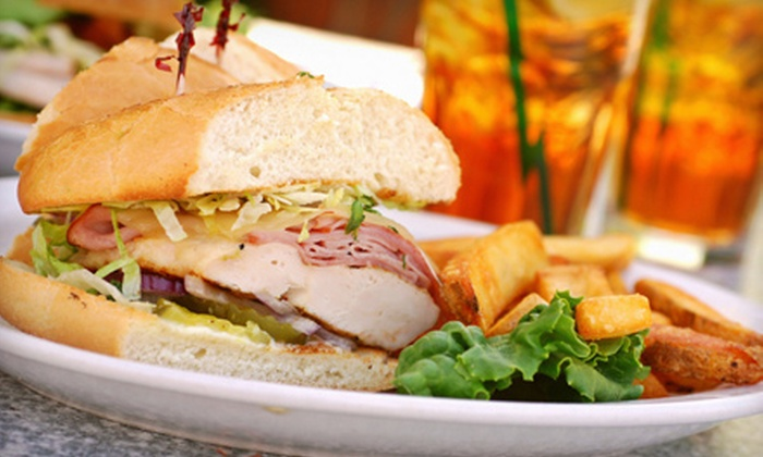 Grub N Go - South Berkeley: $8 for $16 Worth of Fresh Deli Sandwiches, Salads, and Baked Potatoes at Grub N Go