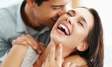 Limpieza bucal con ultrasonidos, revisión, pulido y fluorización con opción a blanqueamiento desde 9,95 € en Maxidentis