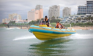 Umhlanga Ocean Charters: 150-Minute Sightseeing Charter Tour with Snorkeling for Two for R490 with Umhlanga Ocean Charters (57% Off)