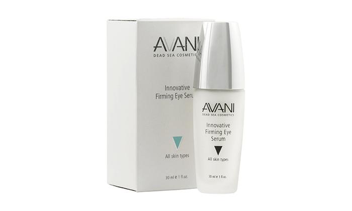 AVANI Dead Sea Cosmetics Innovative Firming Eye Serum : AVANI Dead Sea Cosmetics Innovative Firming Eye Serum. Free Shipping.