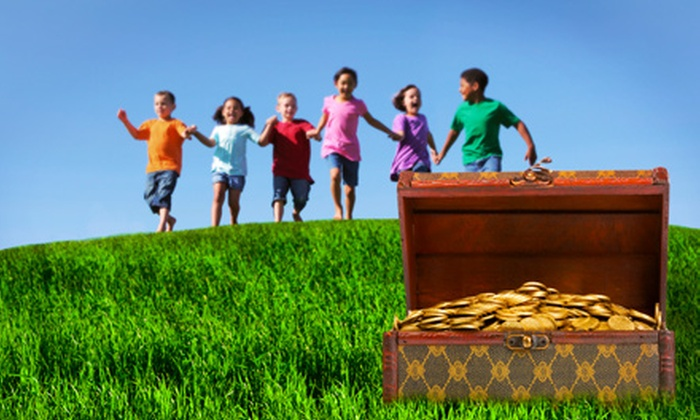 Ravenchase Adventures - Church Hill: $199 for a Custom Treasure Hunt Expedition for a Kid's Birthday from Ravenchase Adventures ($400 Value)