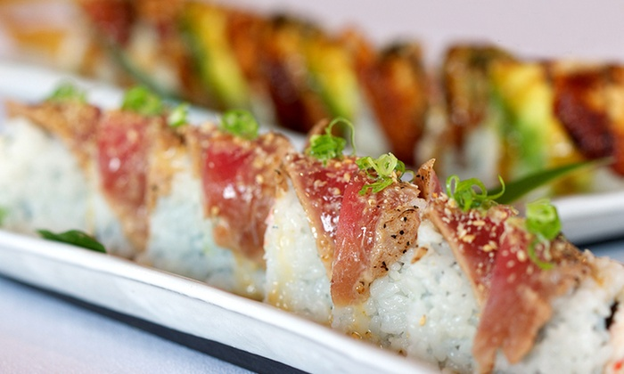 Corner Kitchen - Diamond Head - Kapahulu - St. Louis: $33 for $50 Worth of Sushi and Local Asian Cuisine at Corner Kitchen