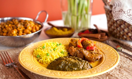 $12 for $20 at Deeya Indian Cuisine
