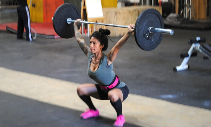 Camp Rhino - Paradise: $104 for a Two-Month CrossFit Membership at Rhino CrossFit  ($300 Value)