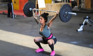 Camp Rhino: One- or Two-Month CrossFit Membership at Rhino CrossFit  (Up to 65% Off)
