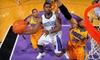 Sacramento Kings - Sleep Train Arena: Sacramento Kings Basketball Game at Sleep Train Arena on November 9 or 16 (Half Off). Four Options Available.