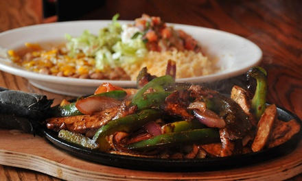 $17 for $30 Worth of Mexican Food for Lunch or Dinner at Tequila's Restaurante Cantina