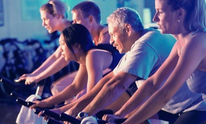 360 Indoor Cycling Studio: Two 45-Minute Indoor-Cycling Classes from 360 Indoor Cycling Studio (60% Off)
