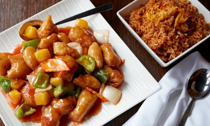 $15.50  for $25 Worth of <strong>Chinese</strong> Food for Lunch at Lao Sze Chuan