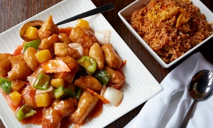 Lao Sze Chuan: $15  for $25 Worth of Chinese Food for Lunch at Lao Sze Chuan