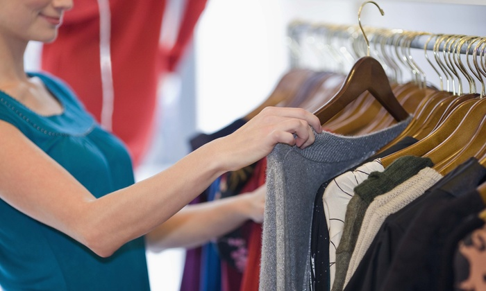 Re Wear Gear And More Thrift Store - Kaleky Townhouses: $10 for $20 Worth of Women's Clothing — Rewear Gear