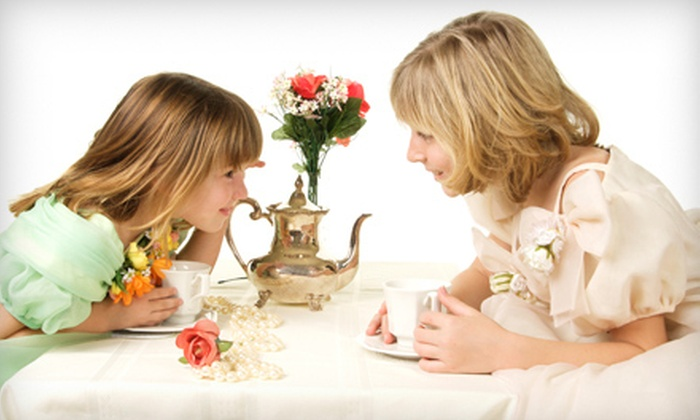 Let's Pretend Tea Parties - Old Owner - Grapevine: Tea Party for One, Two, or Four Mother-Daughter Duos at Let's Pretend Tea Parties (Up to 66% Off)