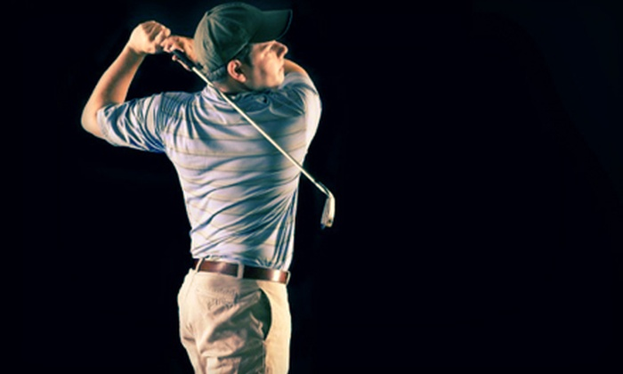 Virtual Golf Spokane - Logan: $28 for Two Hours of Virtual Golf for up to Four People at Virtual Golf Spokane (Up to $60 Value)