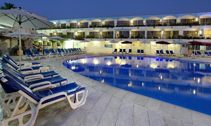 מלון אמריקנה אילת: חופשה באילת: אמצע או סוף שבוע במלון אמריקנה, החל מ-169₪ בלבד לזוג ללילה!
