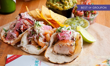 Dine-In or Take-Out Ceviche and Seafood at My Ceviche (Up to 35% Off)