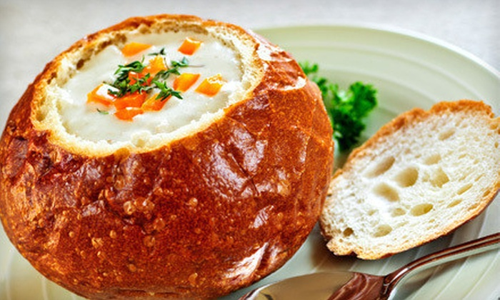 Chowder House Cafe - Cuyahoga Falls: $10 for $20 Worth of Seafood and Café Fare at Chowder House Cafe