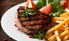 Hardwick Arms - Sedgefield Village: Steak Meal For One, Two or Four from £6.50 at Hardwick Arms (Up to 51% Off)