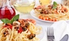 Giulio's Restaurant - Giulio's Restaurant: Contemporary Italian Meal with Appetizers and Entrees for Two or Four at Giulio's Restaurant (Up to 51% Off)