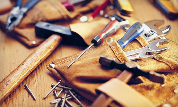 Ryan Hays Construction - Boise: Up to Two, Three, or Four Hours of Handyman Services from Ryan Hays Construction (69% Off)