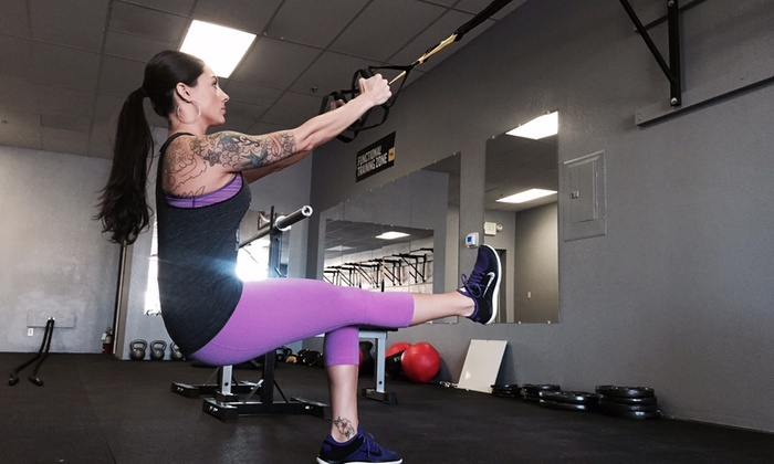 All Out Fitness - Rohnert Park: Four Weeks of Membership and Unlimited Fitness Classes at All Out Fitness (70% Off)