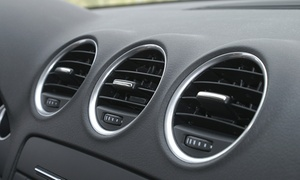 Autoport: Serwis klimatyzacji z uzupełnieniem czynnika i więcej od 79 zł w Autoport
