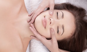 SPY Salon: One-Hour Eve Taylor Facial With Optional Tension Massage at SPY Salon (Up to 62% Off)