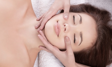One-Hour Eve Taylor Facial With Optional Tension Massage at SPY Salon (Up to 62% Off)
