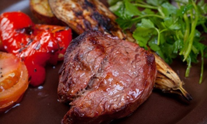 Amazon Grill - Fort Myers: Brazilian Buffet for Two or Four at Amazon Grill (Up to 52% Off)