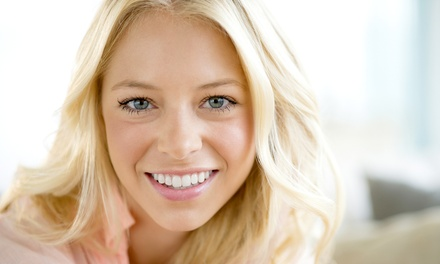 25 oder 45 Minuten Behandlung zur kosmetischen Zahnaufhellung bei Heilpraktikerin Ursula Neuß