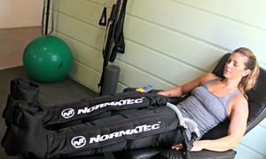 New Path Chiropractic: Up to 56% Off Normatec Recovery Boot at New Path Chiropractic: Wellness and Sports Rehab Center
