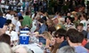 Top of the Hops Beer Festival - Racine Civic Centre: Top of the Hops Beer Festival at the Racine Civic Centre on May 12 at 2 p.m. (Up to 51% Off). Two Options Available.