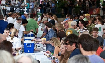 Top of the Hops Beer Festival on Sat., May 12 at 2 PM: 1 General Admission Ticket - Top of the Hops Beer Festival in Racine
