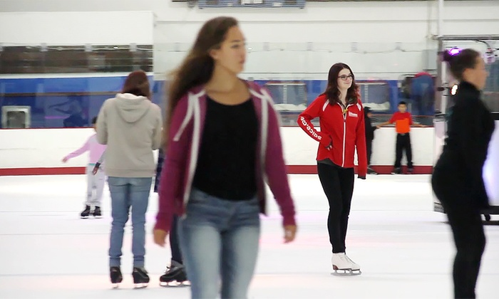 Craig Sterling - San Diego Ice Arena: 3 Private Ice-Skating Lessons or 6 Weeks of Hockey Lessons with Craig Sterling at San Diego Ice Arena (50% Off)