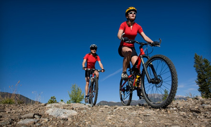 Wasatch Bike Tours - Park City: Half-Day or Full-Day Bike Tour for Two from Wasatch Bike Tours in Park City (Half Off)