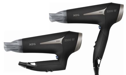 Sèche cheveux ionique 2200W AEG HT 5684